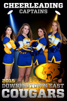 2015 Fall Sports Captain Posters