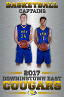2017 Winter Sports Captain Posters